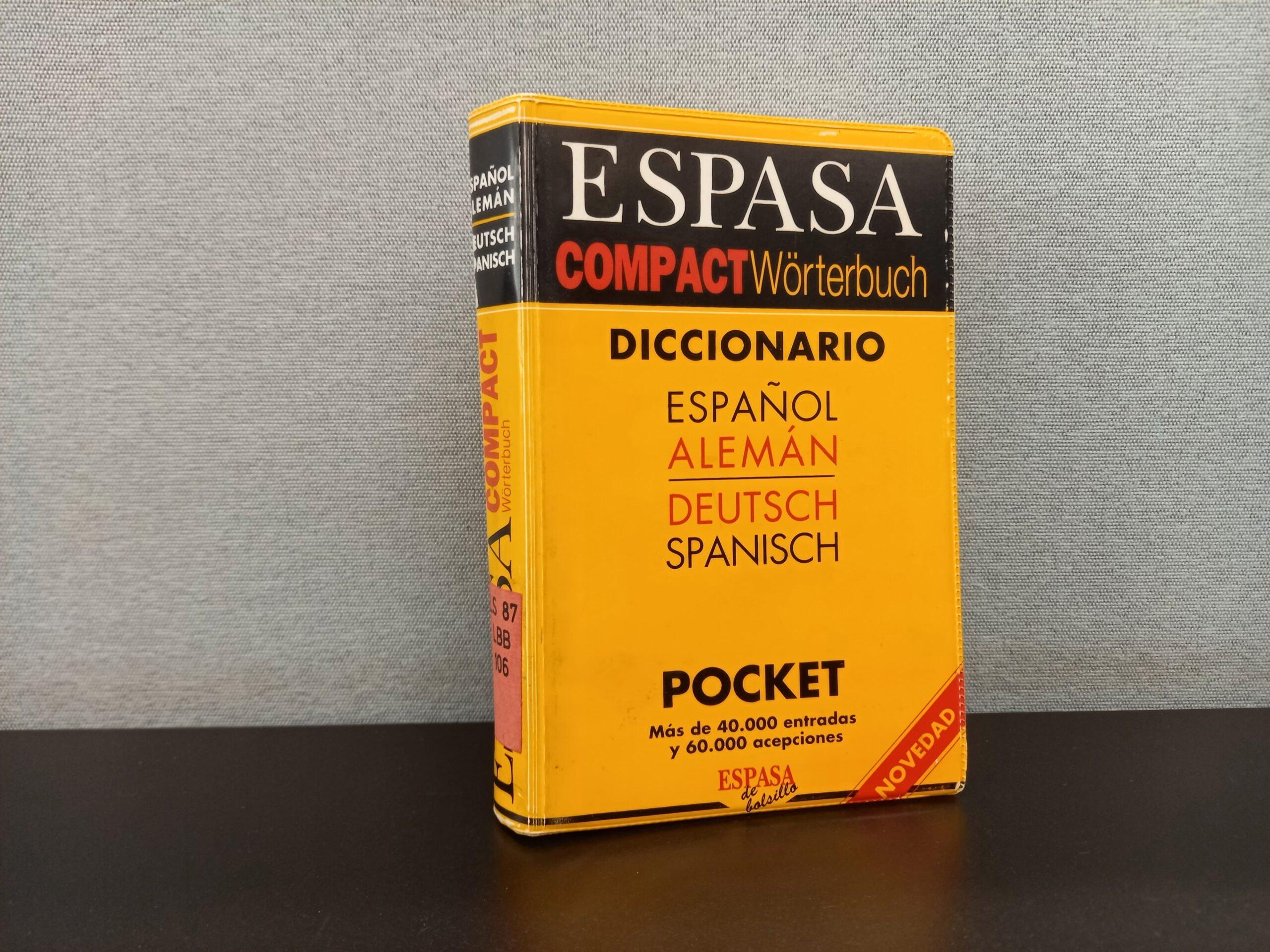 Spanisch/Deustch Wörterbuch
